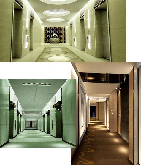 办公楼公共区域装修设计方案